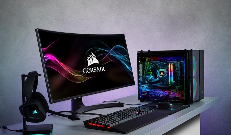 Игровые компьютеры Corsair Vengeance 5181