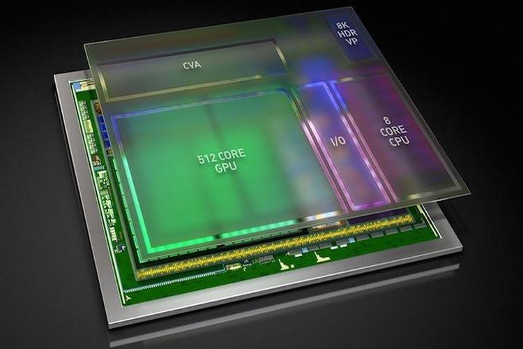 "Nintendo, по слухам, готовит стационарную консоль Switch 2 на чипе NVIDIA Tegra Xavier"""