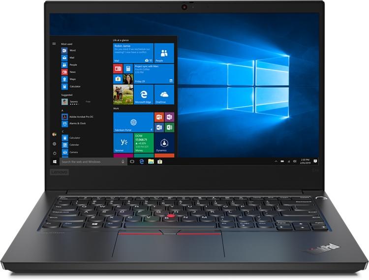 """Ноутбуки Lenovo ThinkPad E14 и E15 выполнены на платформе Intel Comet Lake"""""""
