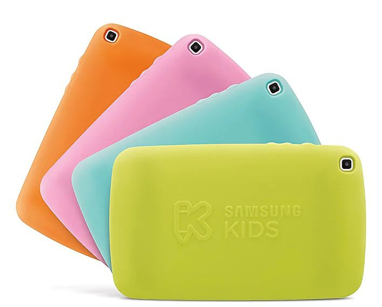 "Samsung Galaxy Tab A Kids Edition (2019): детский планшет с 8"" дисплеем"""