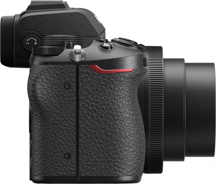 "Nikon представила небольшую и лёгкую беззеркальную камеру Z50 с сенсором APS-C"""