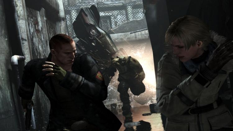 """Демоверсии Resident Evil 5 и Resident Evil 6 вышли на Nintendo Switch"""""""