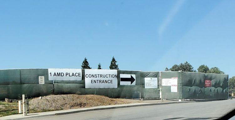 """Здание первой штаб-квартиры AMD превратилось в руины"""""""