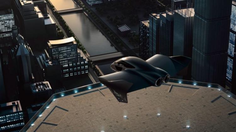 """Boeing поможет Porsche создать электрическое аэротакси премиум-класса"""""""