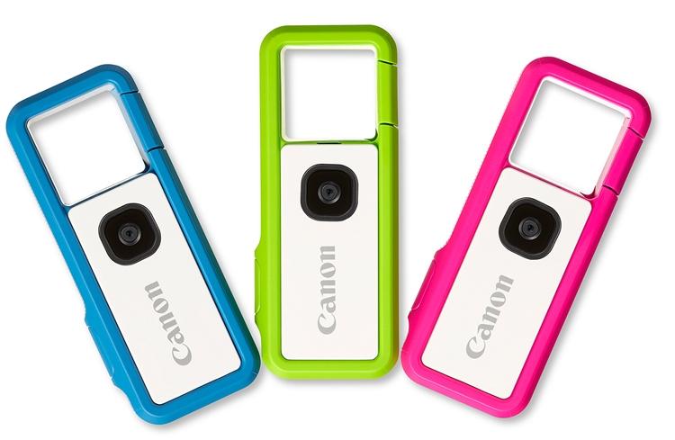 """Защищённая мини-камера Canon IVY REC оценена в $130"""""""