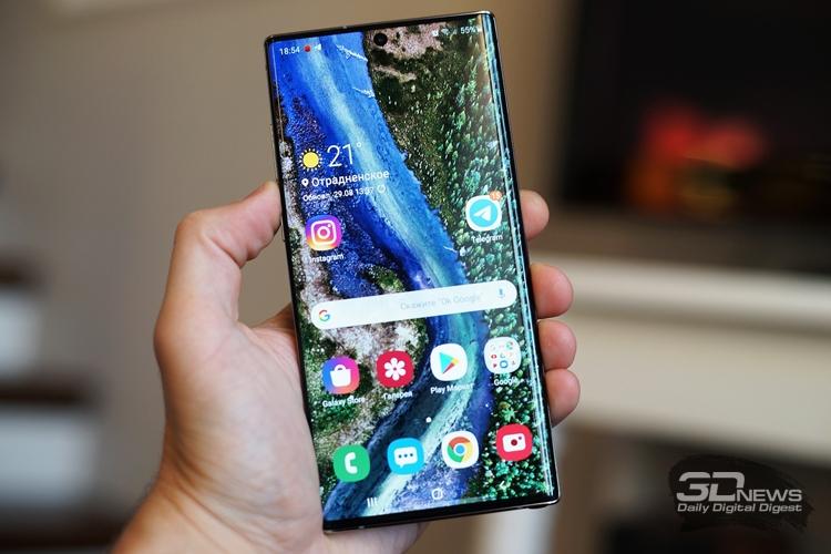 """«Доступный» фаблет Samsung получит имя Galaxy Note 10 Lite"""""""