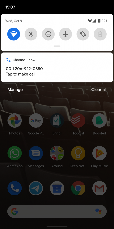 """В Chrome появились удобные возможности"""""""