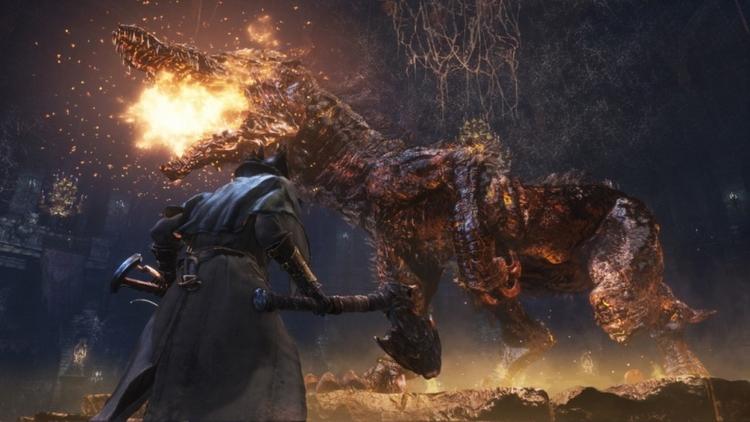 """Хидетака Миядзаки назвал Bloodborne своей любимой игрой FromSoftware"""""""