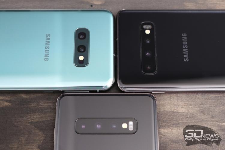 """В семействе флагманских смартфонов Samsung может появиться аппарат Galaxy S10 Lite"""""""