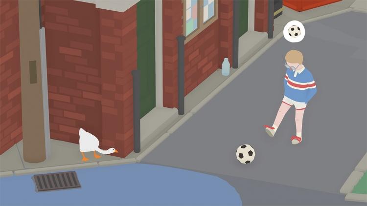 Разработчик Untitled Goose Game рассказал о создании игры про злобного гуся