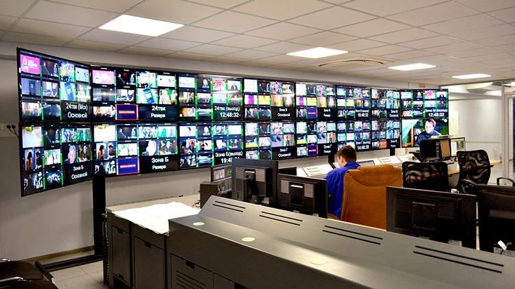 Федеральный центр формирования пакетов цифровых телеканалов в Москве