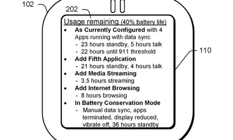 """Microsoft патентует более точный счётчик уровня заряда батареи"""""""