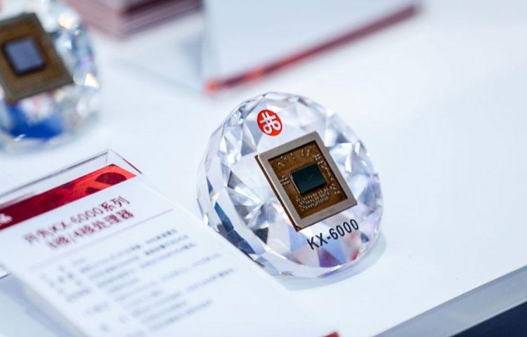 """Китайские процессоры KX-6000 вытеснили Intel из интерактивных досок Seewo"""""""