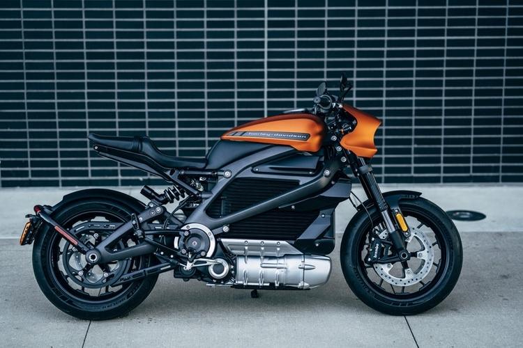 """Harley-Davidson приостанавливает производство электрических мотоциклов"""""""