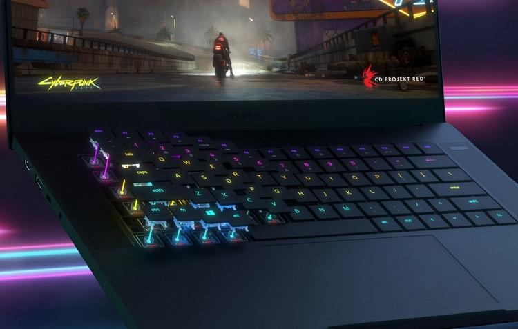 """Razer представила первую в мире клавиатуру для ноутбуков с оптическими переключателями"""""""