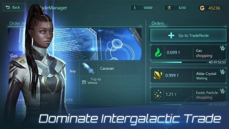 """Видео: Paradox предлагает опробовать новую стратегию Stellaris: Galaxy Command на iOS и Android"""""""