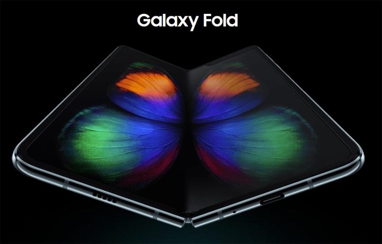 """Новый сгибающийся смартфон Samsung защитят сверхтонким стеклом вместо полимера"""""""