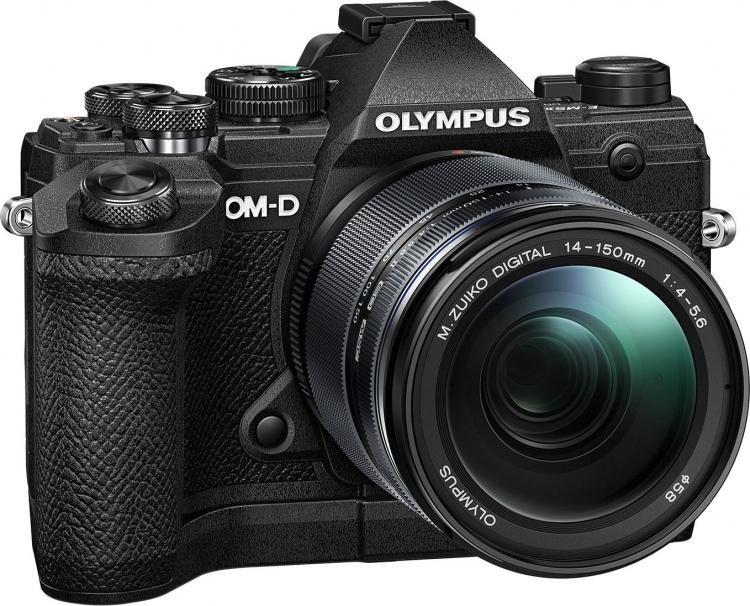 """Системная камера Olympus E-M5 Mark III представляет собой мини-E-M1 II"""""""