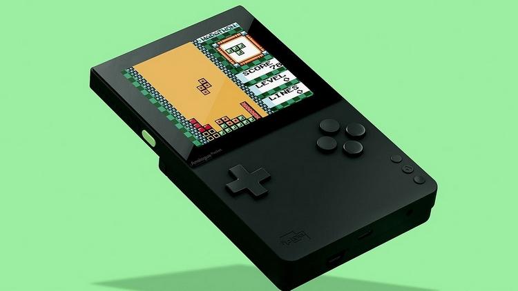 """Analogue Pocket — мечта ретрогеймера с поддержкой картриджей Game Boy, GBC, GBA, Atari Lynx и других систем"""""""