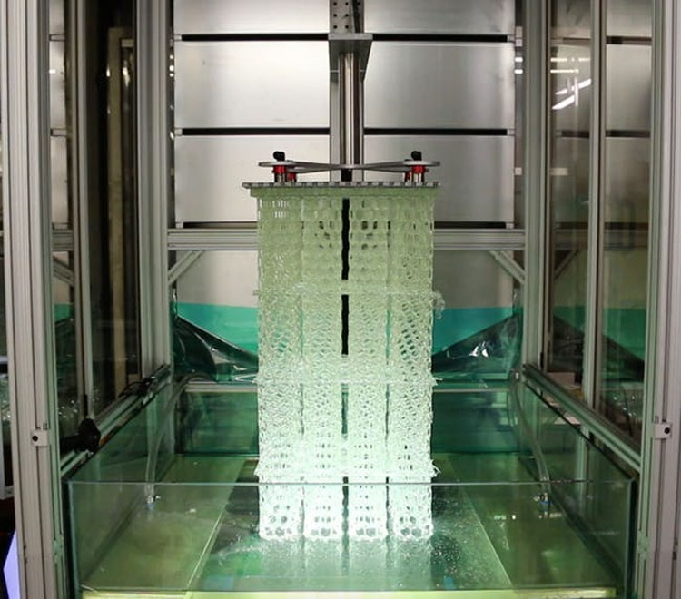 Внешний вид 3D-принтера HARP