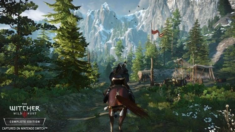 """Модеры: The Witcher 3 для Nintendo Switch — это PC-версия игры с низкими настройками"""""""