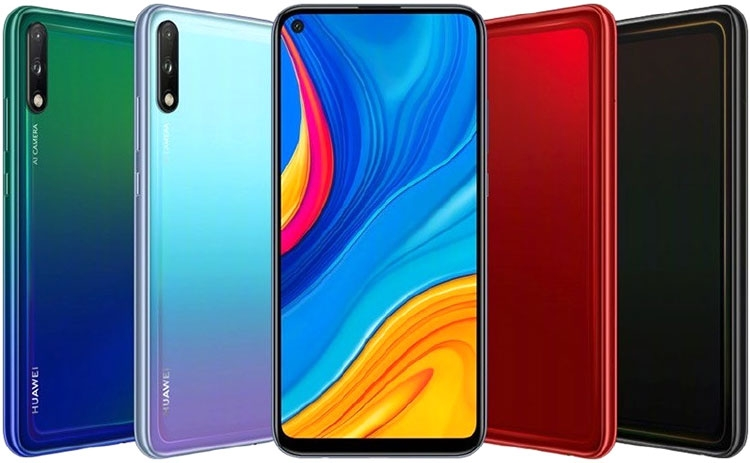 "Huawei Enjoy 10: «дырявый» дисплей, 48-Мп камера, 6 Гбайт ОЗУ и Kirin 710F"""