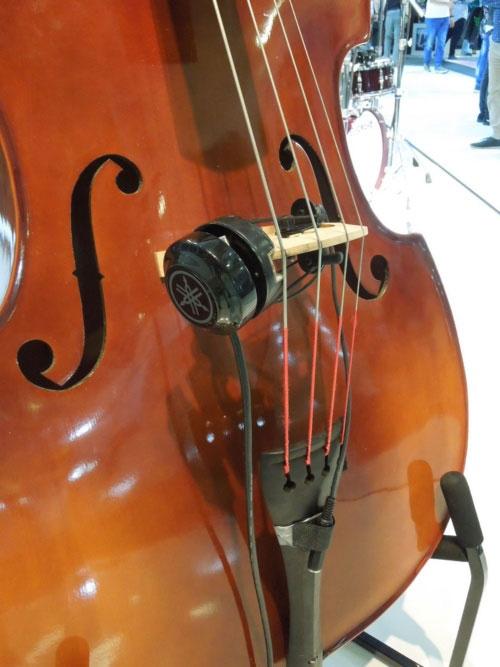 """Роботизированные ударная установка и контрабас Yamaha: живые выступления можно будет слушать в записи"""""""