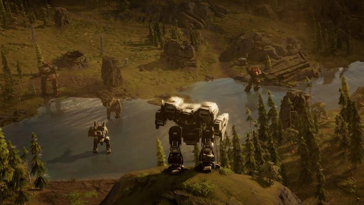 """Видео: дополнение Heavy Metal для пошаговой тактики Battletech выйдет 21 ноября"""""""