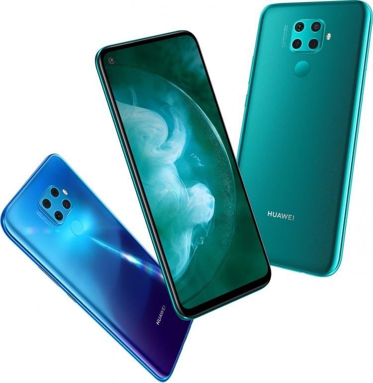 """Официально озвучены характеристики и цены смартфона Huawei Nova 5z"""""""