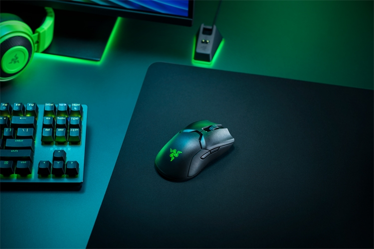 Мышь Razer Viper Ultimate получила датчик с разрешающей способностью 20 000 DPI""