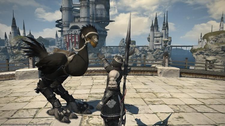 """Сериал по мотивам Final Fantasy XIV, возможно, будет пересекаться с игрой"""""""