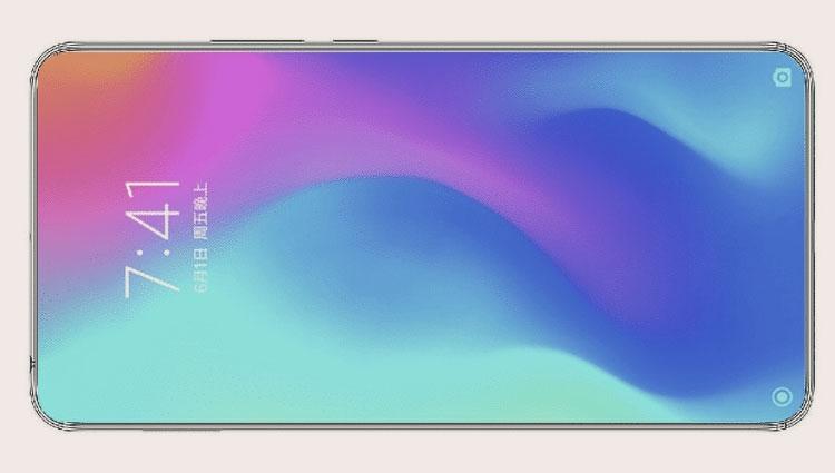 """Xiaomi запатентовала смартфон с двойной камерой, скрытой под дисплеем"""""""