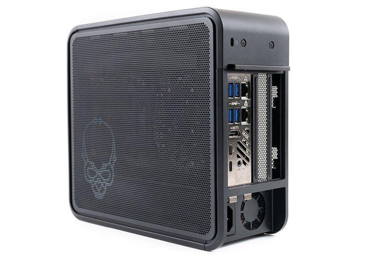 """Модульный компьютер Intel рассекречен: это — геймерский NUC 9 Extreme с дискретной видеокартой"""""""