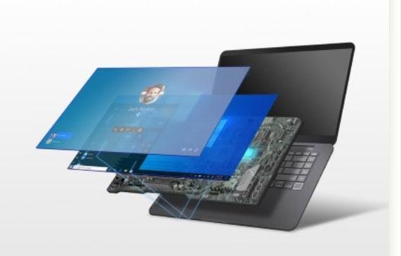 "Microsoft представила ПК с аппаратной защитой от атак через прошивку"""