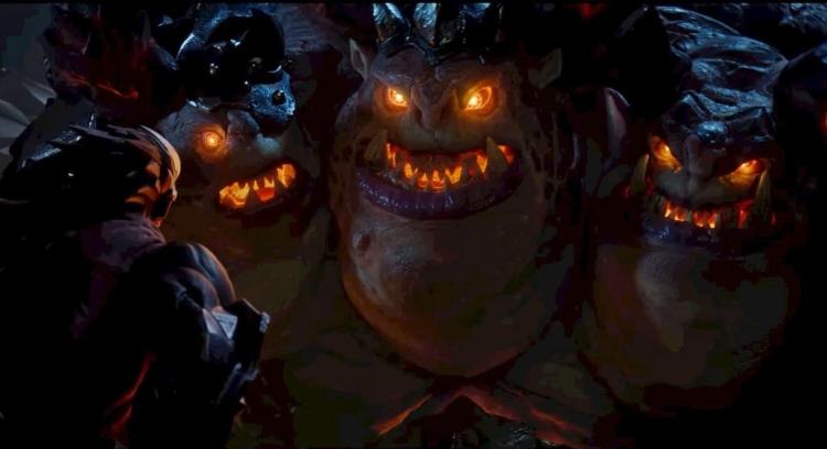 """Видео: Раздор, противостоящий демонам, и дата выхода Darksiders Genesis"""""""
