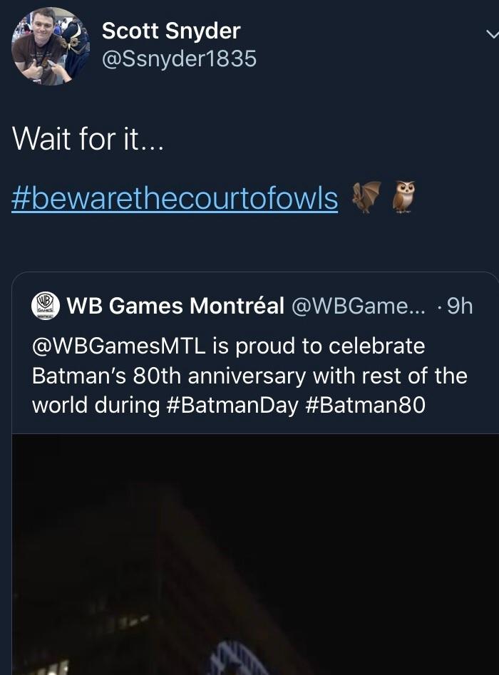 """Слухи: следующая игра про Бэтмена будет называться Batman: Arkham Legacy"""""""