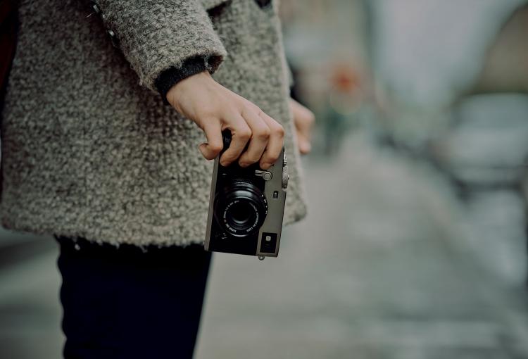 """X-Pro3 Fujifilm приносит аналоговые идеи в цифровую камеру"""""""