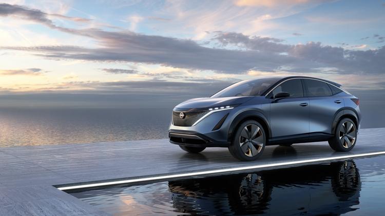 """Nissan Ariya, или полное обновление взглядов японской марки на дизайн"""""""