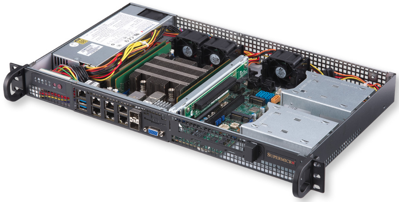 Supermicro SuperServer 5019D-FN8TP: когда Xeon D достаточно
