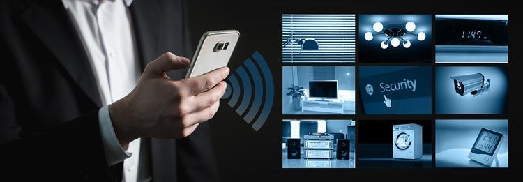 """Объём рынка камер для «умного» дома быстро растёт"""""""