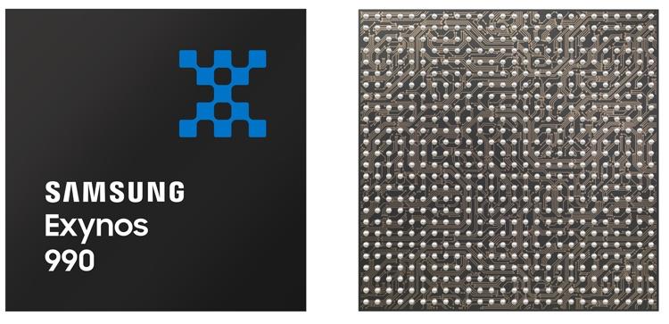 """Samsung Exynos 990: 7-нм процессор для будущих флагманских смартфонов"""""""