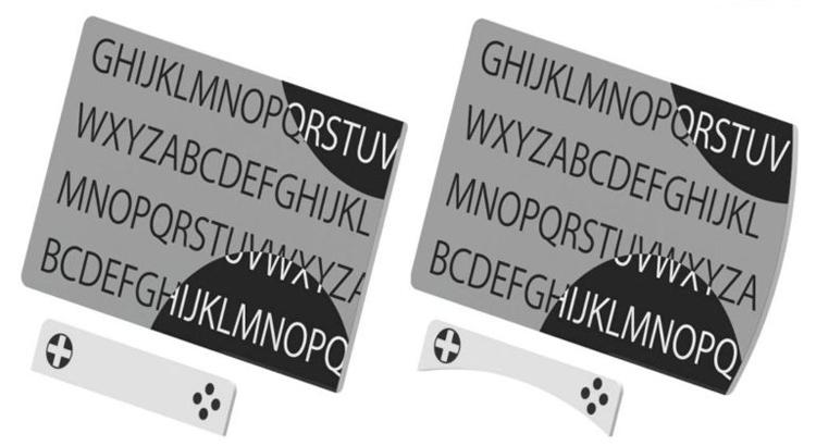 """Sharp патентует портативную игровую консоль в стиле планшета"""""""