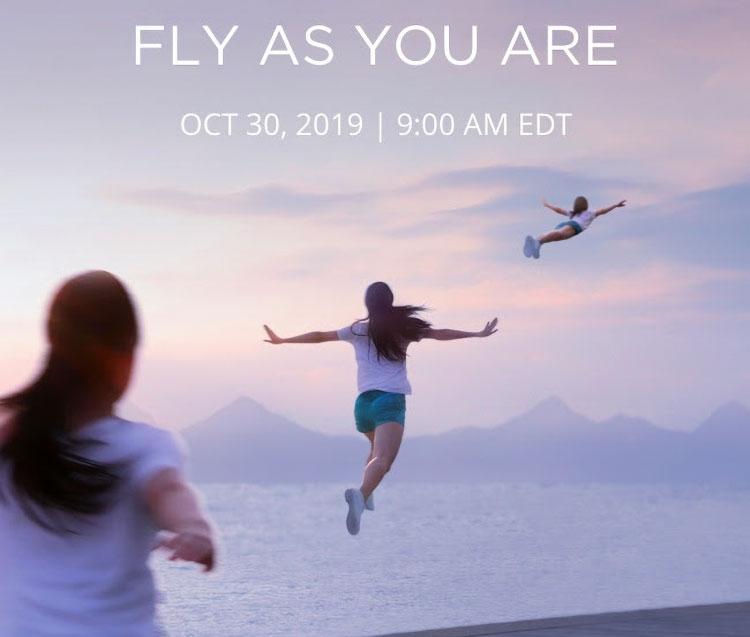 """DJI представит новый дрон? 30 октября пройдёт мероприятие «Летать легко»"""""""