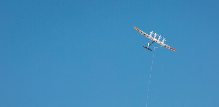 """Принадлежащая Alphabet компания Makani испытывает добычу энергии воздушными змеями"""""""