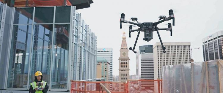 """Видео: DJI рекламирует свою инициативу по использованию дронов во благо людей"""""""
