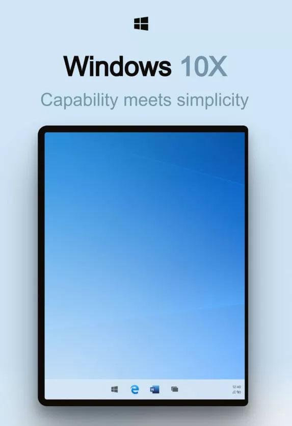 """Утечка Microsoft показывает, что Windows 10X появится на ноутбуках"""""""