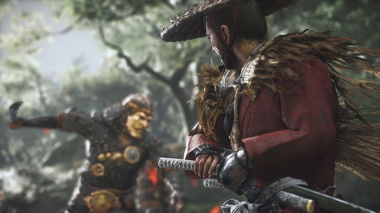 Слухи: Ghost of Tsushima выйдет к концу 2020 года из-за переноса The Last of Us Part II""