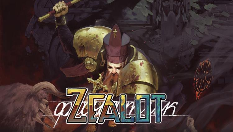 """Видео: дебютный трейлер православного экшена Zealot"""""""