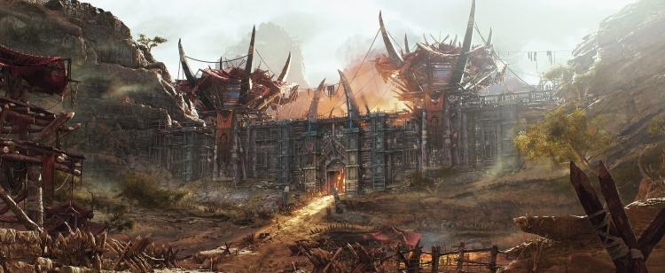 """Видео: 3D-художник воссоздал врата Оргриммара из World of Warcraft на Unreal Engine 4"""""""