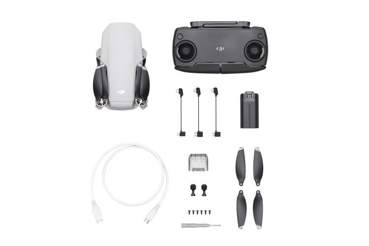 """Почти официально: DJI Mavic Mini предложит полчаса полёта и 2,7K-камеру за $500"""""""